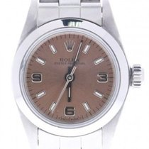 Rolex Oyster Perpetual Automatic-self-wind Womens Watch 176200