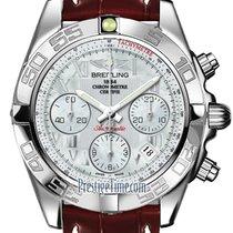 百年靈 (Breitling) Chronomat 41 ab014012/a746/720p