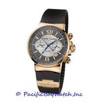 Ulysse Nardin Maxi Marine Chronograph 356-66-3/319