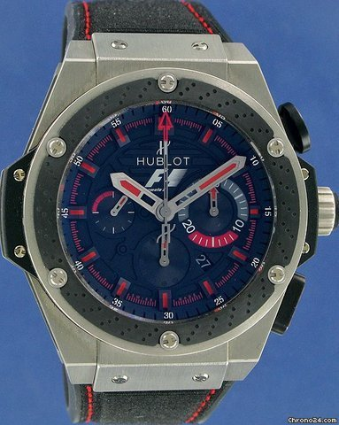 Hublot King Power Formula F1 !NEW!