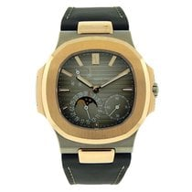 Patek Philippe Nautilus 5712GR 18K Solid White & Rose Gold