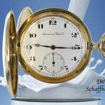 IWC Schaffhausen Gold