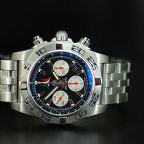 Breitling Chronomat 44 Frecce Tricolori Chrono Steel