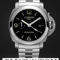Panerai LUMINOR 1950 3 DAYS GMT 44MM PAM00329 PAM 329 329