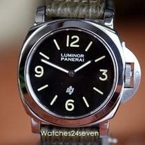 Panerai Pre Vendom 5218-201a Logo Matching Dial 44mm