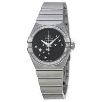 Omega 12315272001001 Constellation 27mm Ladies Watch