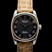 Rolex Cellini Danaos Lady White Gold 6229