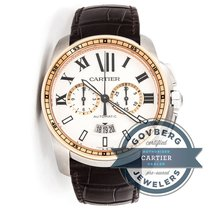 Cartier Calibre de Cartier Chronograph W7100043