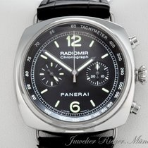 Panerai Radiomir Chronograph Edelstahl PAM 288 Automatik