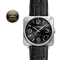 Bell & Ross - BR S Officer Black
