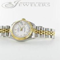 Rolex 18k/SS Ladies Datejust