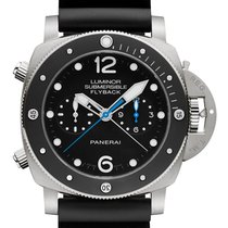 Panerai LUMINOR SUBMERSIBLE 1950 3 DAYS CHRONO FLYBACK AUT