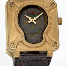 Bell & Ross Skull Bronze BR01 Limited Edition 500 pieces