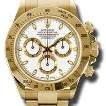 Rolex Daytona Yellow Gold - Bracelet 116528 ws
