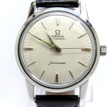 Omega Seamaster Automatic Stainless Steel CaseMen Watch...