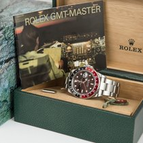 Rolex GMT Master II w/ Coke Bezel, No Holes Case & Rolex...