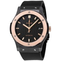 Hublot Classic Fusion Automatic 18 Carat King Gold Watch...