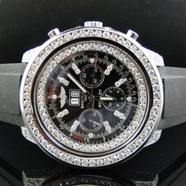 Breitling Pre-Owned Breitling Bentley A4436412 Diamond Watch...