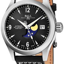 Ball Ohio Moonphase NM2082C-LJ-BK