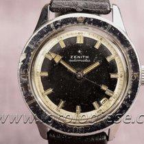 Zenith Vintage Diver Automatic Original Vintage Sport Watch...