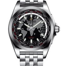 Breitling Men's WB3510U4/BD94/375A Galactic Unitime Watch