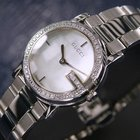 Gucci 101l Fantastic Ladies Swiss Made Stainless Steel Diamond...