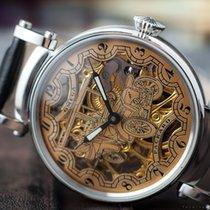 "Omega Marriage watch skeletonized ""American Motors""..."