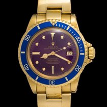 Rolex Submariner 1680/8 Purple Dial
