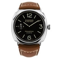 Panerai Radiomir Black Seal 8 Days Acciaio 45 mm