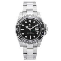 Rolex Men's Rolex GMT-Master II Steel Watch 116710 (116710LN)