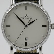 "Chronoswiss ""Sirius Automatic Diamonds"" 1,07Ct...."