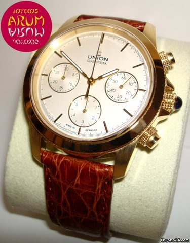 Union Glashtte Chronograph