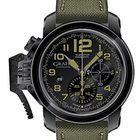 Graham Chronofighter Oversize Chronograph Amazonia Green NEU...