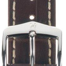 Hirsch Uhrenarmband Modena braun L 10302810-2-20 20mm