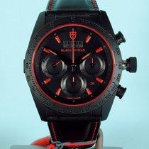 Tudor Fastrider Black Shield red Leder LC 100 -NEU-