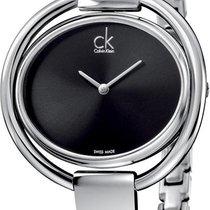 ck Calvin Klein Impetuous K4F2N111 Damenarmbanduhr Schmuckband