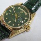 Rolex Day Date Stella Dark Green
