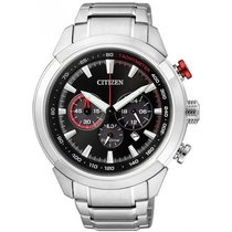 Citizen Sports Eco Drive Racing Herrenchronograph CA4110-53F