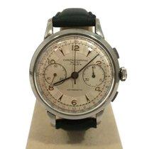 Chronographe Suisse Cie 17 RUBIS ANTIMAGNETIC STEEL
