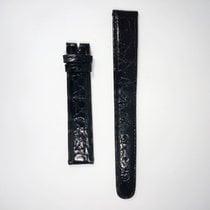 Ζενίθ (Zenith) Crocodile Strap XL  18/16mm black