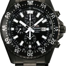 "Orient FTT11001B ""THE CAPTAIN""  QUARTZ SPORT CHRONO"