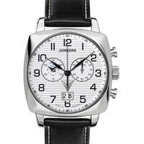 Junkers Atlantic Flight East-west 6486-1 Quartz Watch Swiss...
