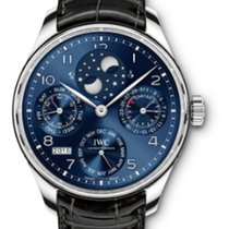 IWC Portugieser Perpet.Calendar Double Moonphase W.Gold 2016...