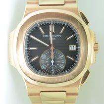Patek Philippe Nautilus Chronograph Rose gold ref 5980/1R-001