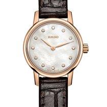 Rado R22891915 Coupole Classic 21mm  Diamonds Ladies Watch