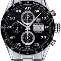 TAG Heuer Carrera Chronograph Day/Date Calibre 16