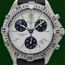Breitling Colt Stainless Steel 38mm Chronograph Date