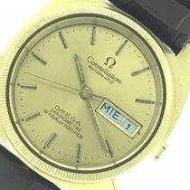Omega Constellation Day Date 18k Gold Vintage