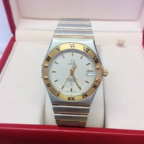 Omega Constellation 1252.30.00 - Serviced By Omega