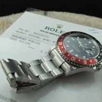 勞力士 (Rolex) GMT MASTER 2 16710 Coke Red/Black Bezel with RSC...